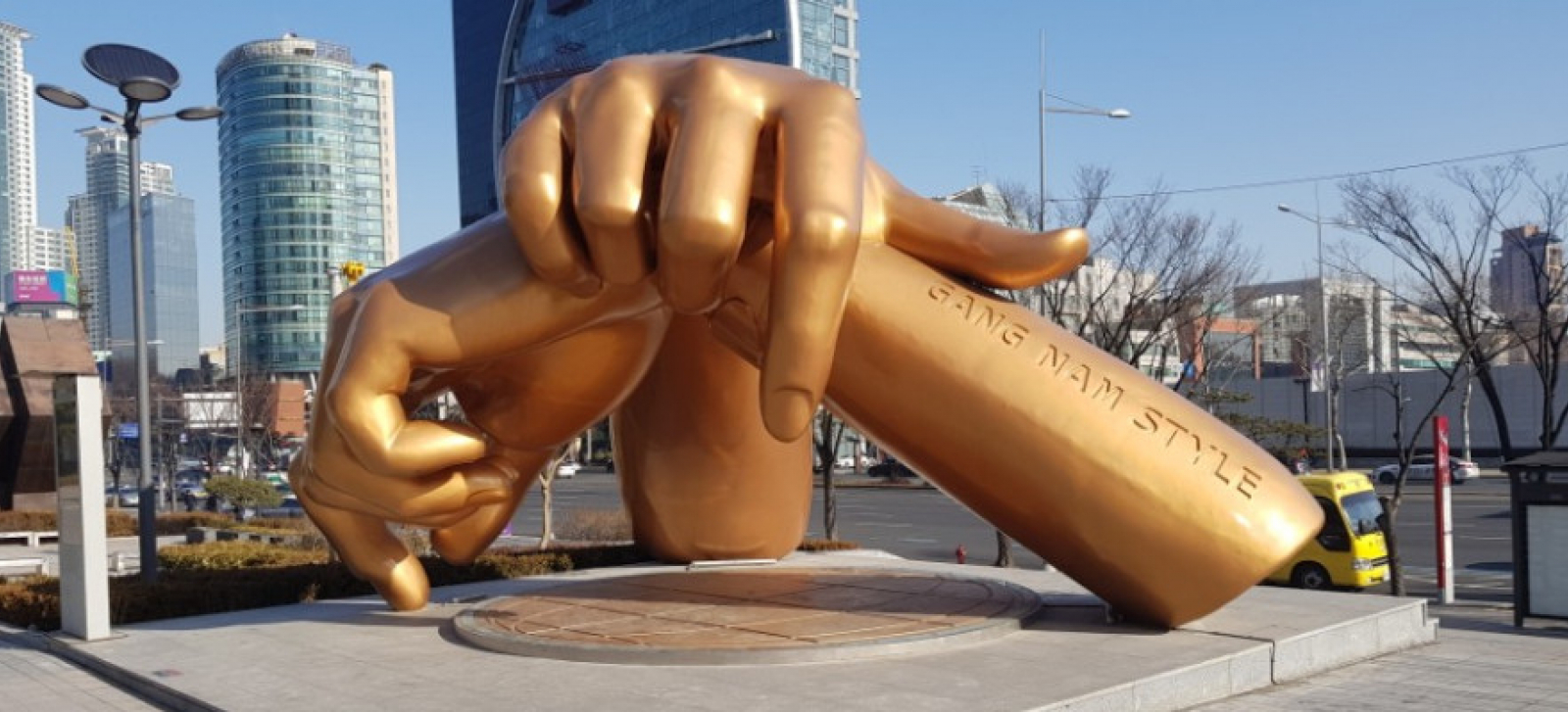 Who wanted Gangnam Style statue : Knowing Korea